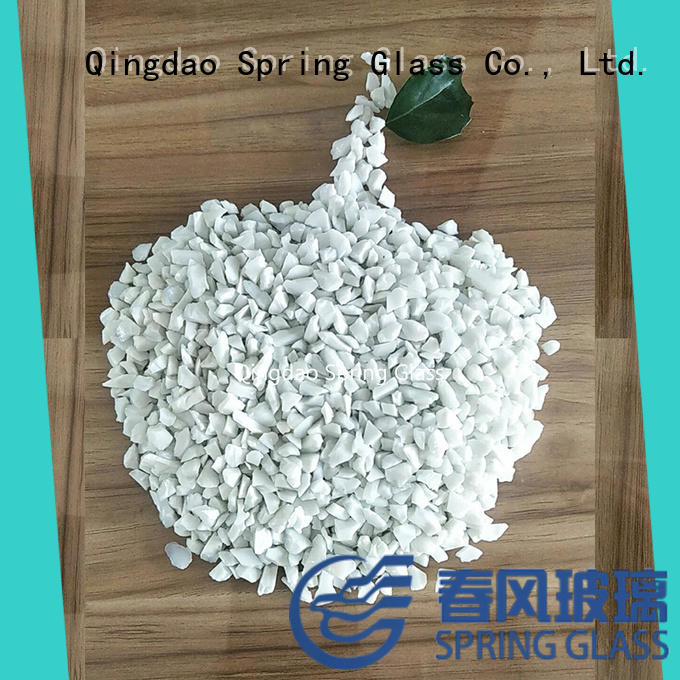 normal decorative crushed glass manufacturer for kitchen