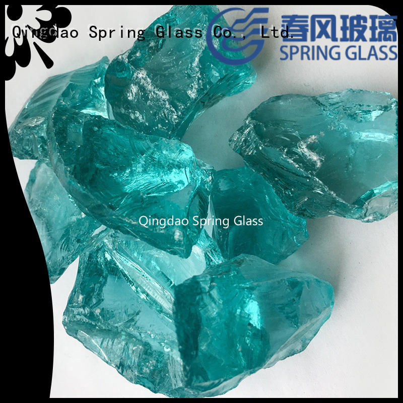 green recycled crushed glass manufacturer for kitchen