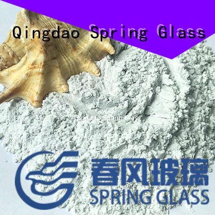 Spring Glass beautiful glass frits and powders wholesale for industry
