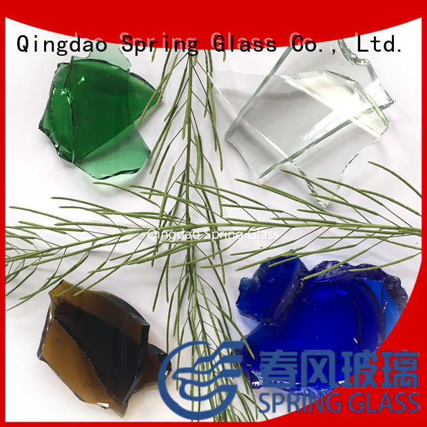 Bottle glass cullet