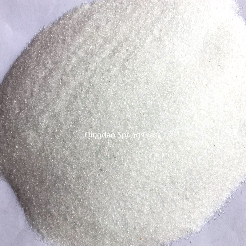 Spring Glass crushed glass powder factory for industry-2