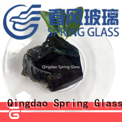 Spring Glass custom glass rocks supplier for decoration