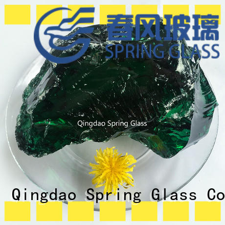 glass rocks wholesale for square Spring Glass