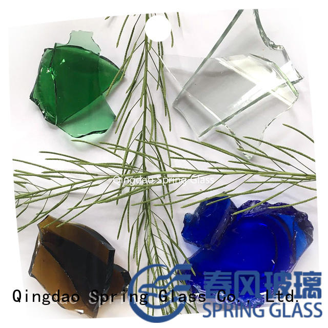 Spring Glass new cullet fast delivery for water filtration