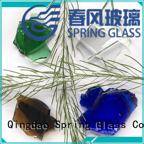 hot sale glass cullet manufacturer for fire pit