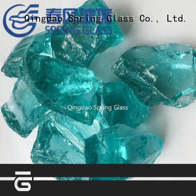 normal crushed glass for busniess for kitchen