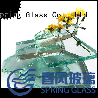 Spring Glass cullet factory for fire place