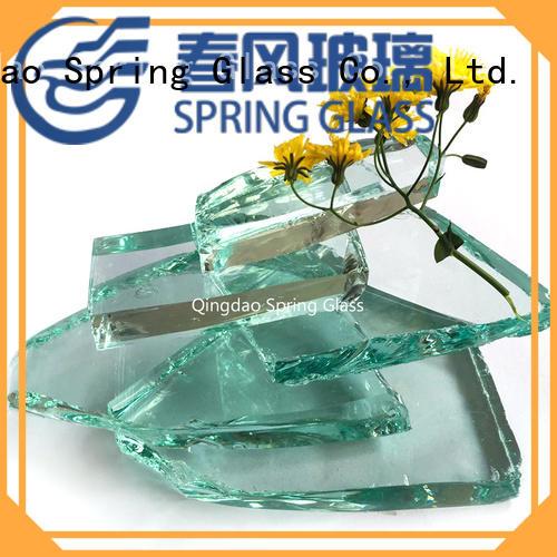 Spring Glass sheet cullet manufacturer for water filtration