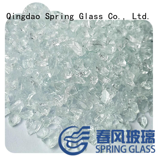 top decorative crushed glass supplier for decoration