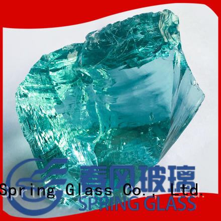 Spring Glass glass rocks for busniess for home