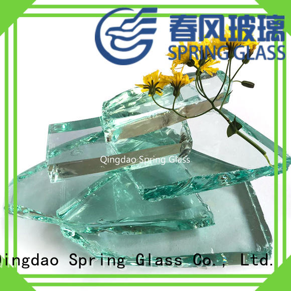 glass cullet manufacturer for fire place Spring Glass