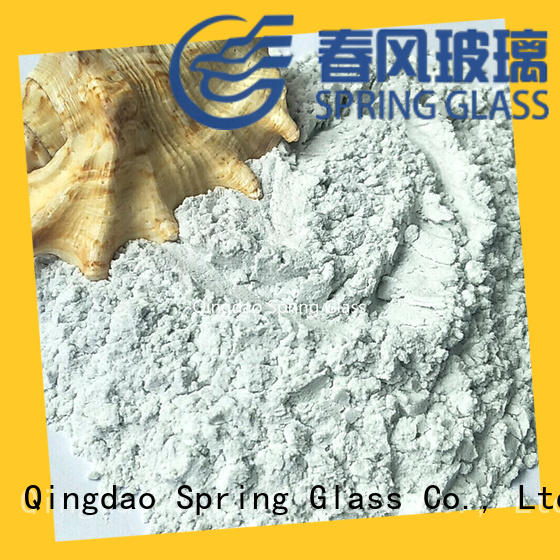 glass powder for industry Spring Glass