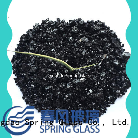 Spring Glass good selling recycled crushed glass manufacturer for kitchen
