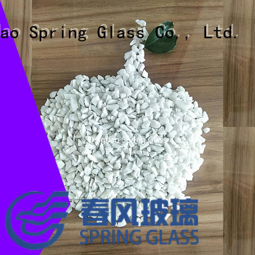 black blue crushed glass manufacturer for sale