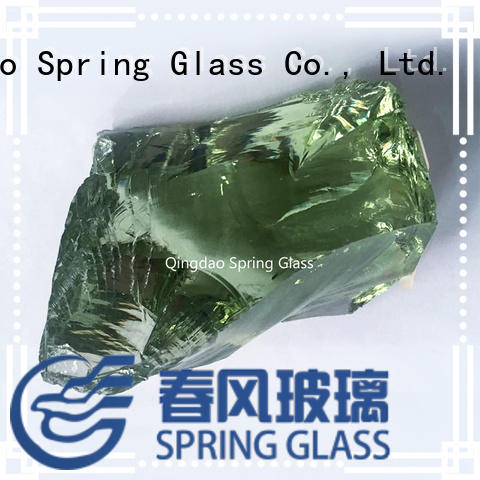 glass rocks for home Spring Glass