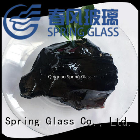 landscaping glass rocks for home Spring Glass