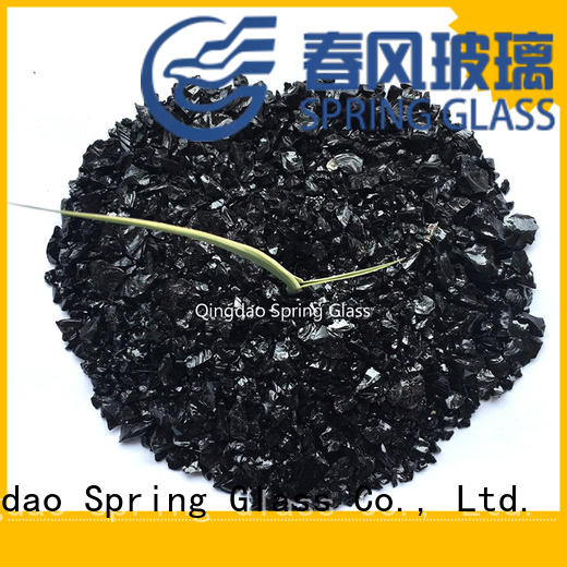 tawny crushed glass supplier for sale