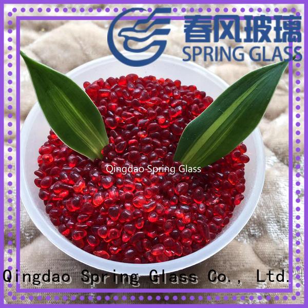 top glass bead for busniess for garden