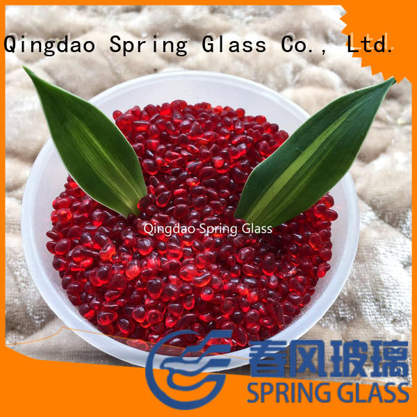 Spring Glass glass bead company for square