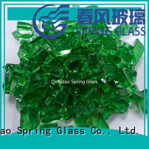 glass cullet for fire place Spring Glass