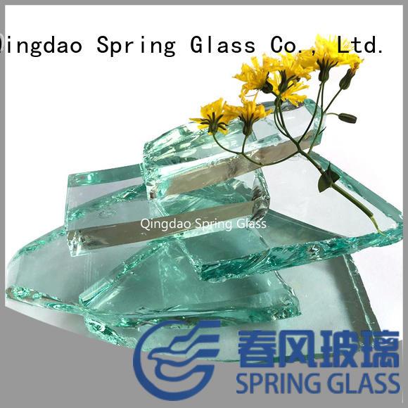 glass cullet supplier for fire bottle Spring Glass