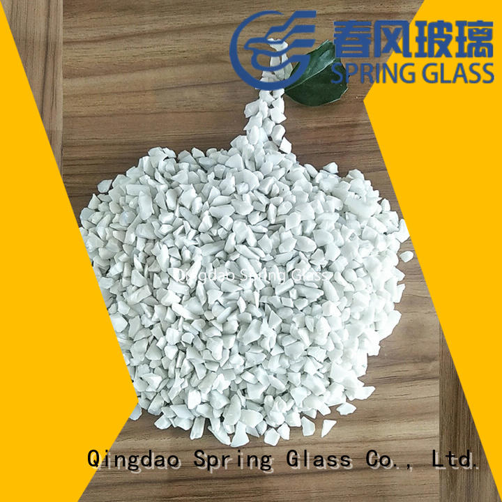 Spring Glass latest crushed glass for busniess for kitchen