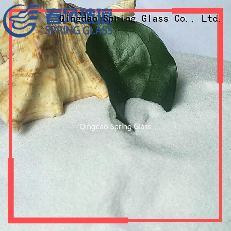 custom crushed glass manufacturer for sale Spring Glass