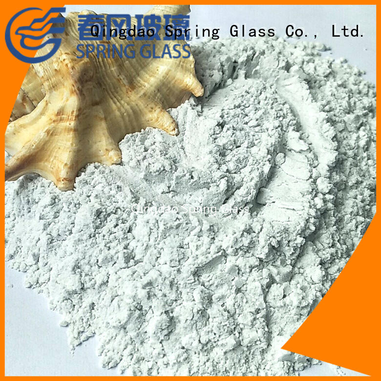best glass powder supplier for industry
