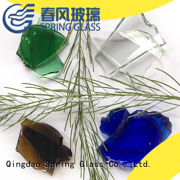 Spring Glass hot sale cullet for busniess for fire bottle