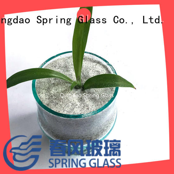 Spring Glass mirror chips fast delivery for engineered stone