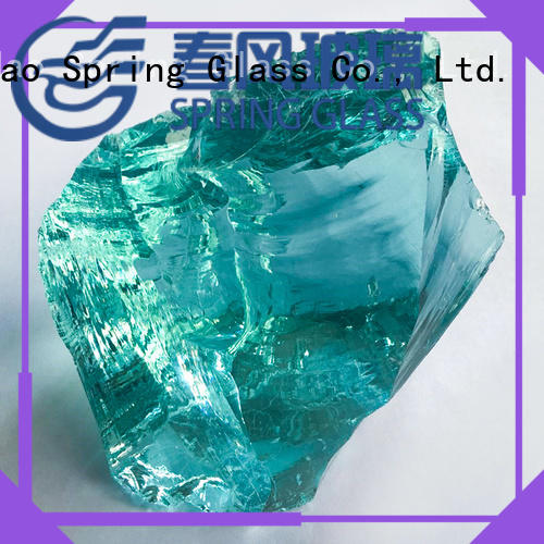 new landscaping glass rocks manufacturer for home