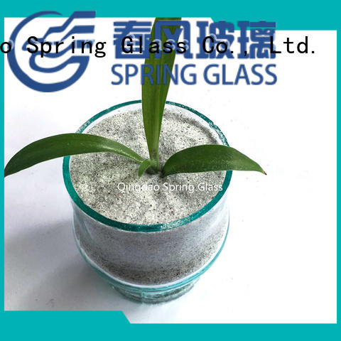 Spring Glass mirror chips manufacturer for sale