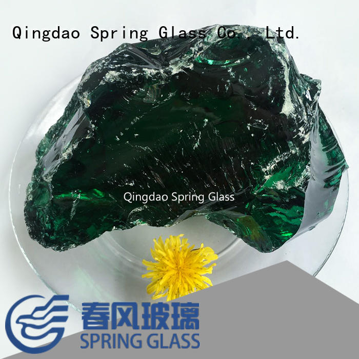 normal glass rocks company for garden