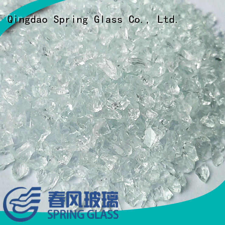 good selling recycled crushed glass wholesale for kitchen
