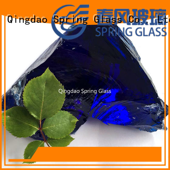 beautiful fire glass rocks good selling for home Spring Glass
