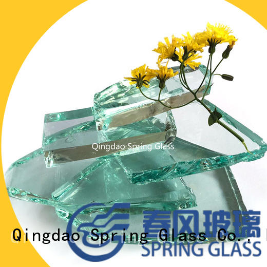 tempered recycled glass cullet wholesale for fire pit Spring Glass