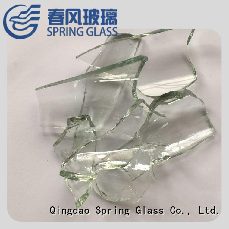 Spring Glass cullet fast delivery for fire bottle