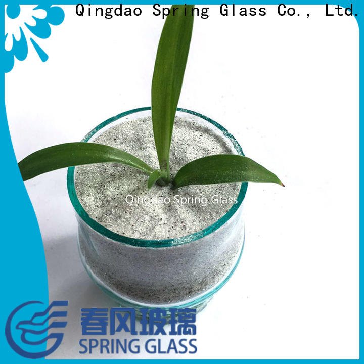 Spring Glass crushed mirror chips fast delivery