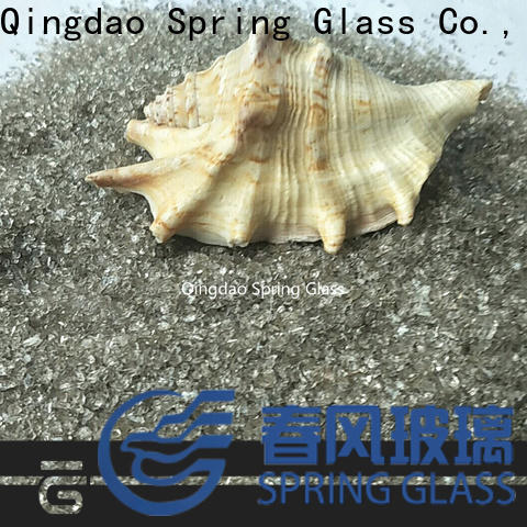 Spring Glass new decorative crushed glass manufacturer for sale