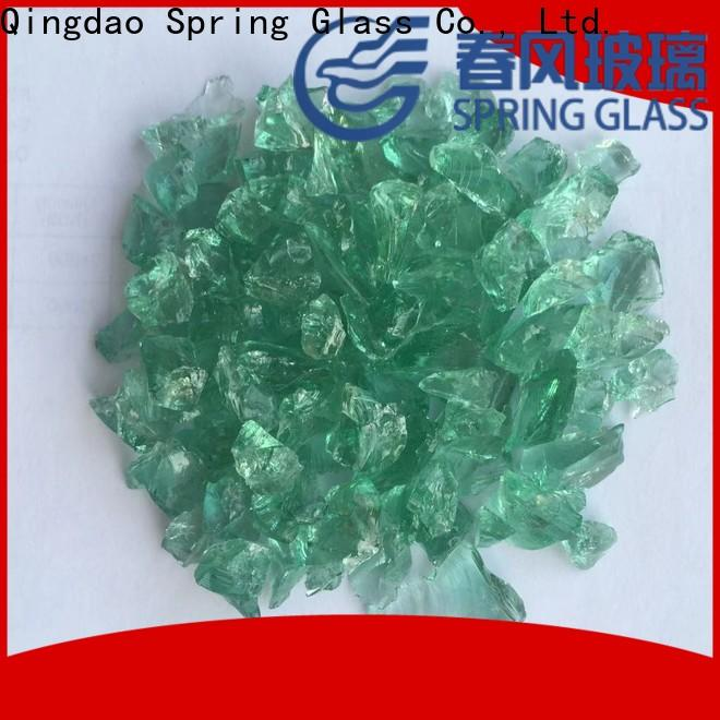 superior quality recycled crushed glass factory for kitchen