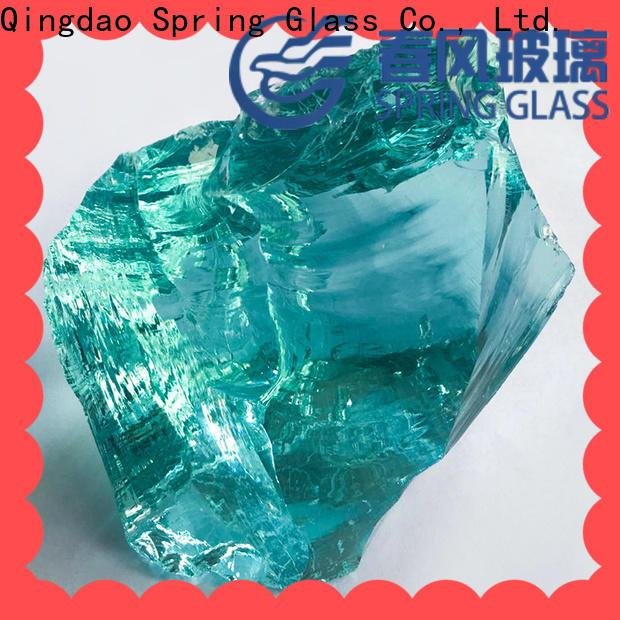 fire glass rocks for busniess for garden