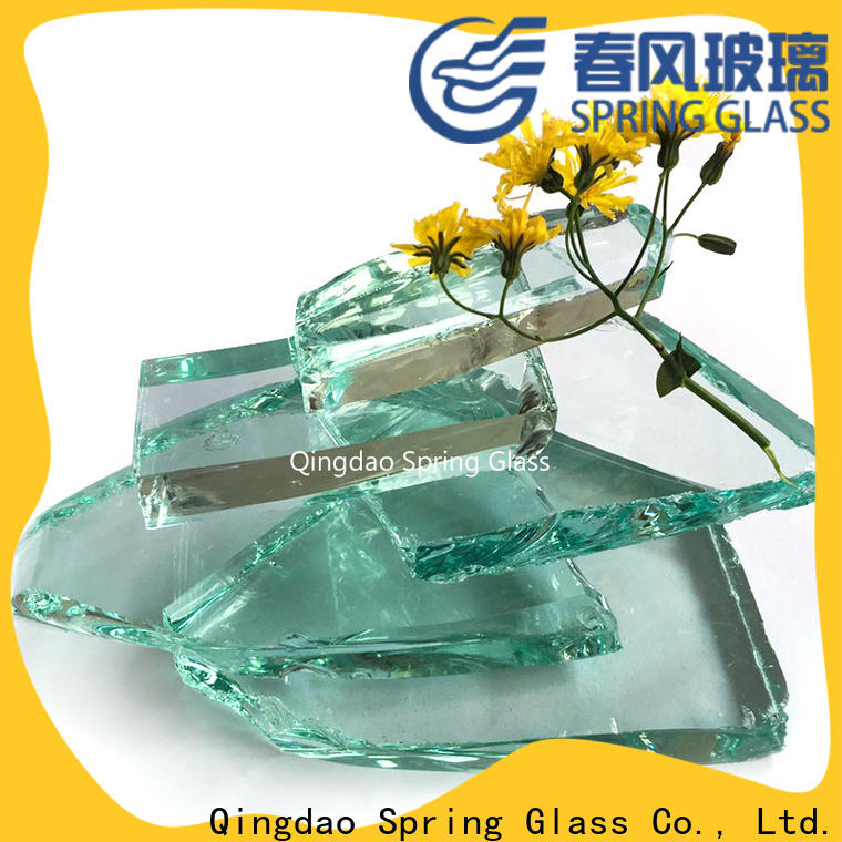 Spring Glass cullet fast delivery for fire place