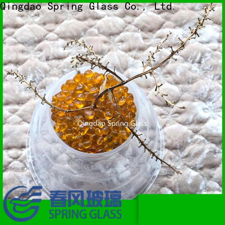 Spring Glass custom glass gravel gravel for home