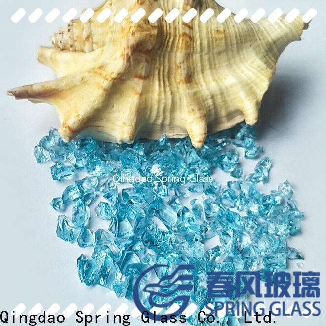 normal recycled crushed glass supplier for kitchen