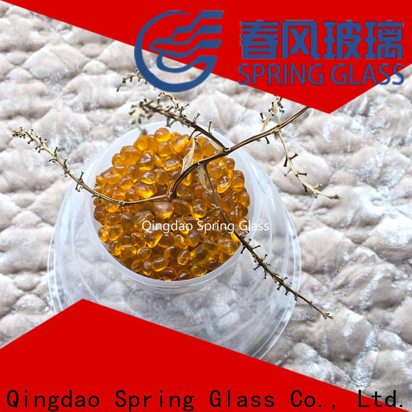 Spring Glass hot sale glass bead manufacturer for home