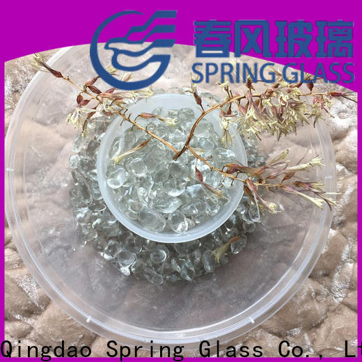 Spring Glass custom glass bead manufacturer for garden