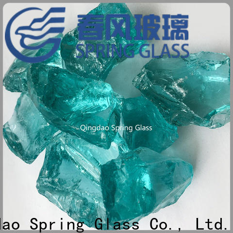 european decorative crushed glass company for decoration