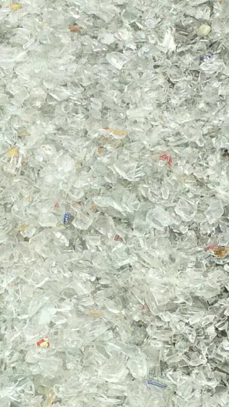 sheet glass cullet factory for fire pit-2