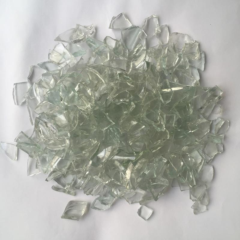 Clear Bottle Glass Cullet for Producing Transparent Glass Bottles