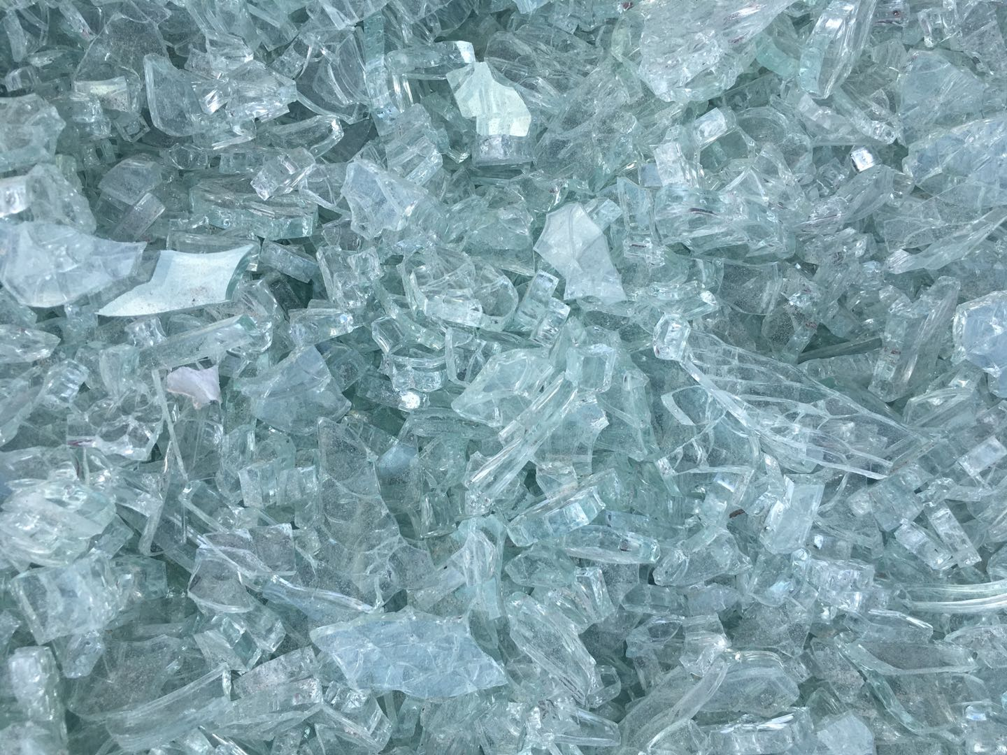 Spring Glass light recycled crushed glass manufacturer for sale-1
